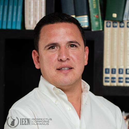 Lic. Luis Mario Garza Montelongo